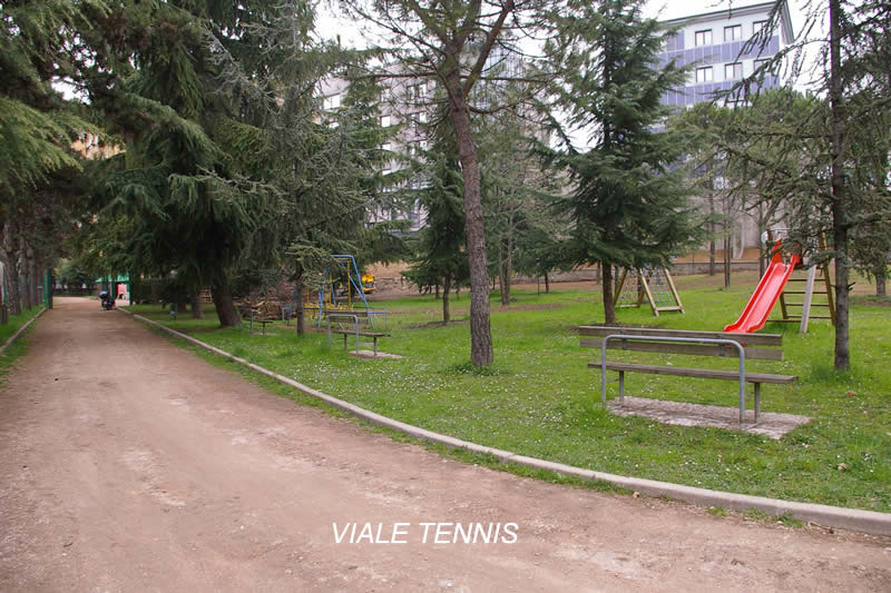pineta viale tennis